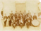 Covington Band image