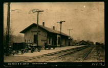 Big 4 Railroad Station image