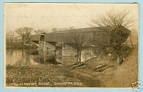 Covington Covered Bridge image