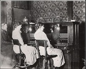 Telephone Operators image