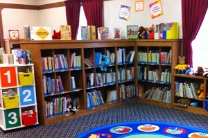 Veedersburg Public Library Children's Department